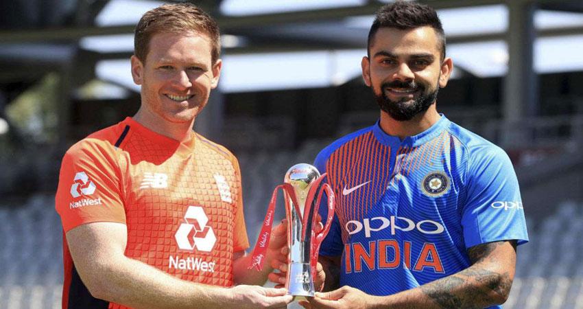 सीरीज कब्जाने के लिए भारत-इंग्लैंड के बीच होगी कांटे की टक्कर