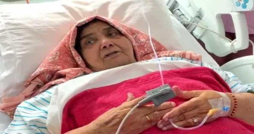 हरियाणा के पूर्व मुख्यमंत्री ओम प्रकाश चौटाला की पत्नी का निधन