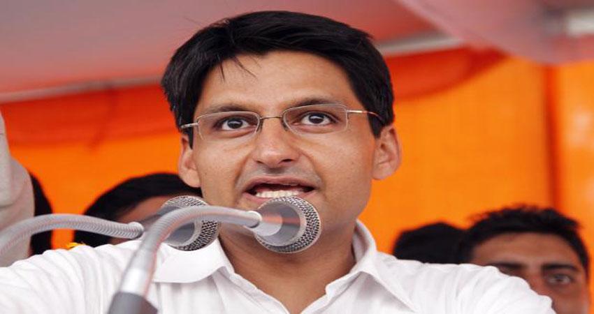 वित्त मंत्री को है भूपेंद्र सिंह हुड्डा का खौफ: दीपेंद्र