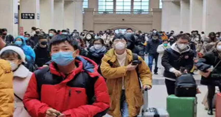 लाइलाज नहीं है चीन की महामारी कोरोना आयुष मंत्रालय ने ढूंढे इलाज