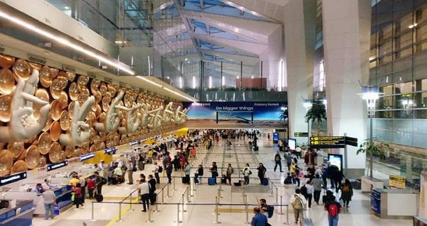 दिल्ली: कोरोना काल में यात्रा के लिए IGI विश्व का दूसरा सबसे सुरक्षित एयरपोर्ट
