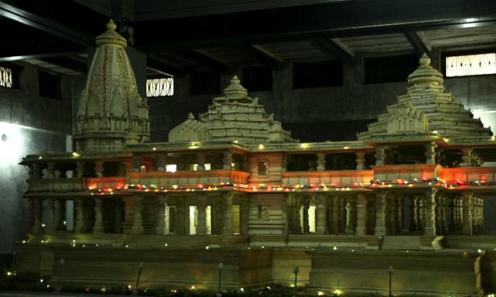 दो अप्रैल को प्रधानमंत्री नरेंद्र मोदी करेंगे राम मंदिर के निर्माण का शुभारंभ ?