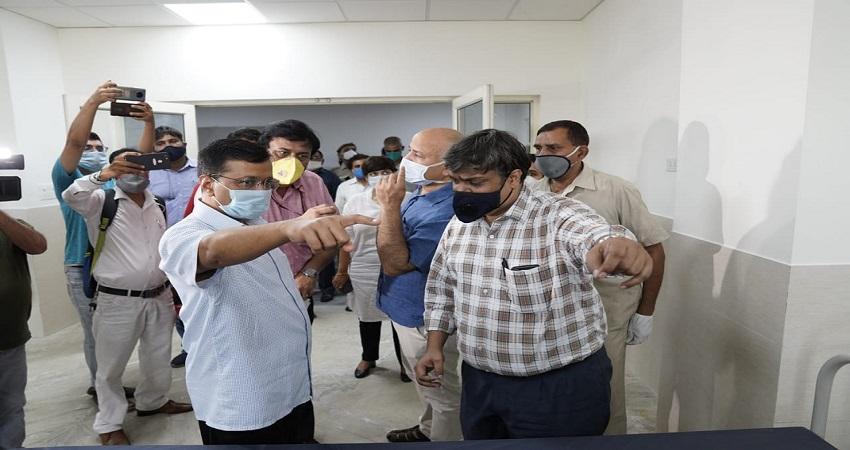 कोविड सेंटर में नाबालिग के साथ यौन शोषण करने वालों को मिलेगी सख्त सजा- CM केजरीवाल