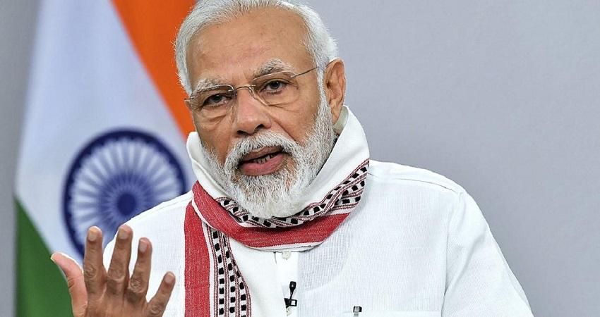 प्रधानमंत्री मोदी की पर्सनल वेबसाइट का ट्विटर अकाउंट हैक, मांगा डोनेशन