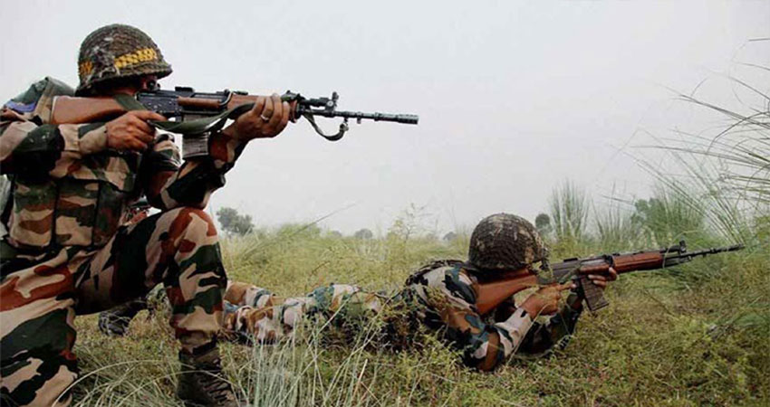 सेना की फॉरवर्ड पोस्ट पर बॉर्डर एक्शन टीम का हमला नाकाम; जवान शहीद, 2 पाक कमांडो ढेर