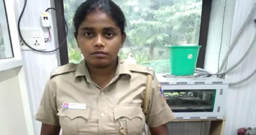 नकली पुलिस बन 'कोरोना चालान' काटने वाली महिला गिरफ्तार