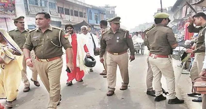 अयोध्या विवाद: यूपी में सुरक्षा कड़ी, सिविल डिफेंस फार्मूला लागू