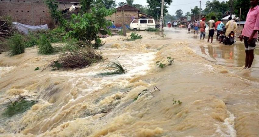 बिहार में बाढ़ से 24 लोगों की मौत
