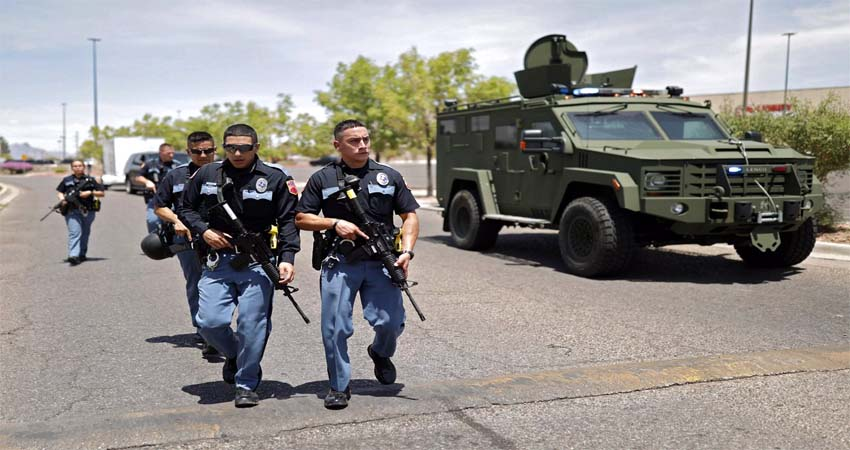 अमेरिका के टेक्सास में हुई गोलीबारी, 20 लोगों की मौत, 26 घायल