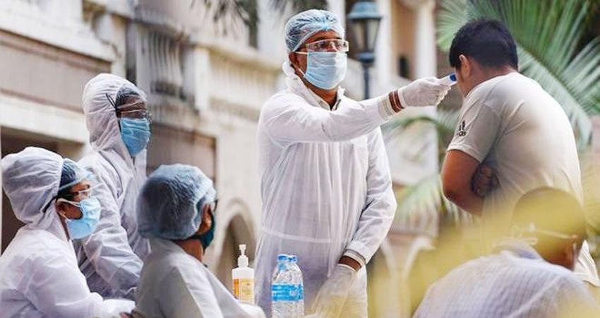 Coronavirus : देश में बढ़ता जा रहा है कोरोना का संक्रमण, मरने वालों की तादाद बढ़ी