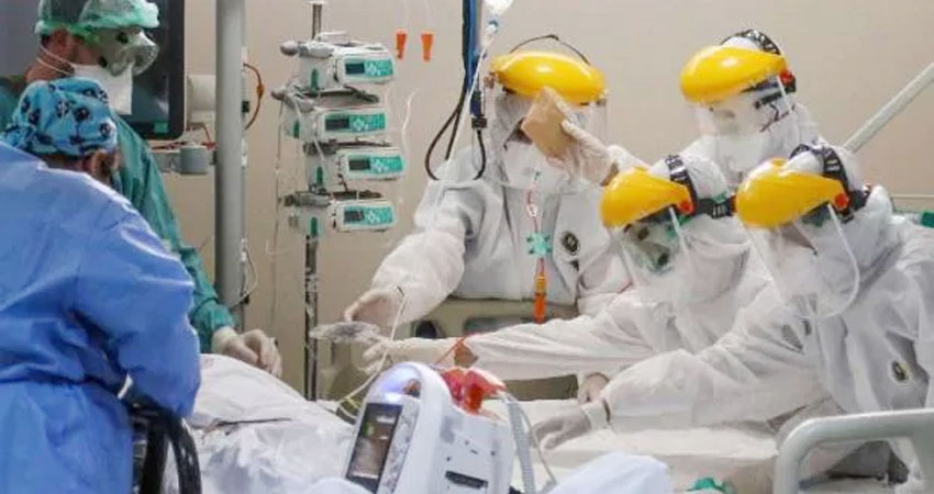 Coronavirus Live: देश में 24 घंटे में 5,611 नए केस, अबतक 3,313 लोगों की मौत