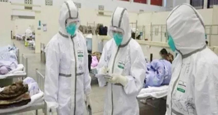 जानलेवा कोरोना के बढ़ते कदम, 74243 में फैला संक्रमण, 2415 की जान गई