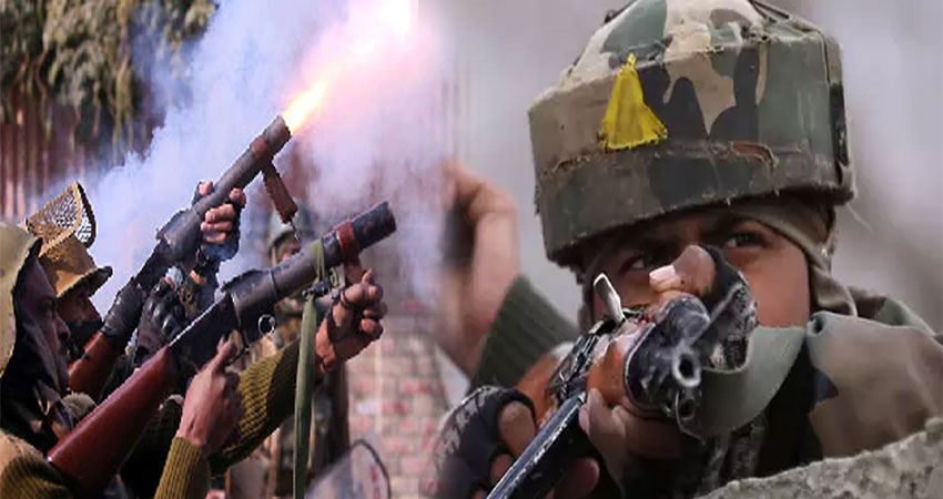 LOC पर गोलाबारी का भारत ने PAK को दिया करारा जवाब, ध्वस्त की 5 चौकियां