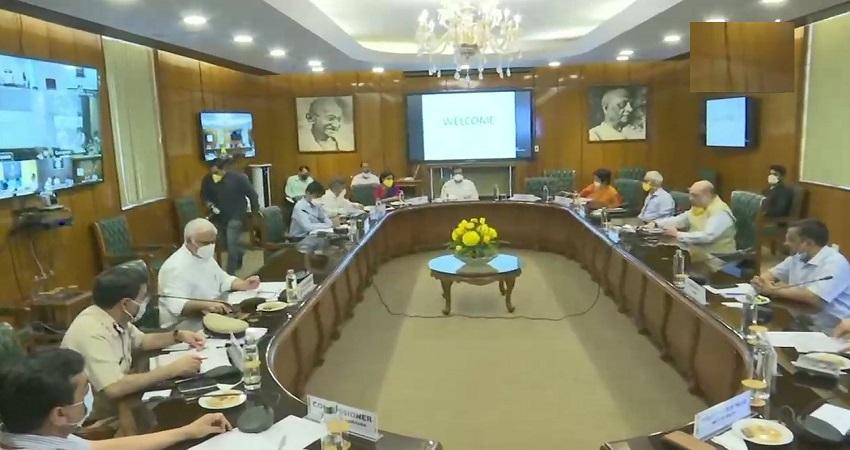 यूपी-हरियाणा सील नहीं कर सकेंगे दिल्ली की सीमाएं! गृह मंत्री अमित शाह ने कही ये बात