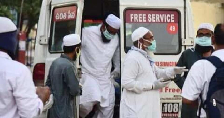 तबलीगी जमात के लोगों ने नर्सों के सामने कपड़े उतार की अश्लील हरकत, पुलिस ने 6 के खिलाफ दर्ज की FIR