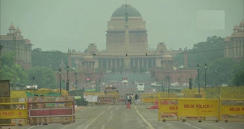 आंधी और बारिश से दिल्ली-NCR का मौसम सुहाना, शाम को भी बूंदा-बांदी के आसार