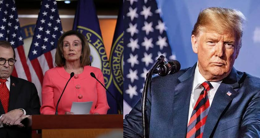 अमेरिका: अब सीनेट में चलेगा ट्रंप के खिलाफ महाभियोग, 228 सांसदों ने पक्ष में दिया वोट