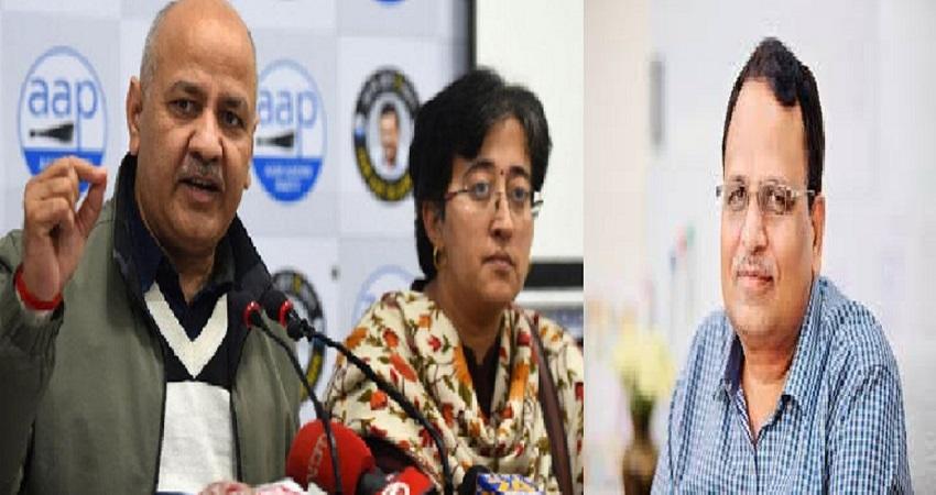 प्लाज्मा दान करने के लिए आगे आए केजरीवाल के मंत्री, डिप्टी CM ने की ये अपील
