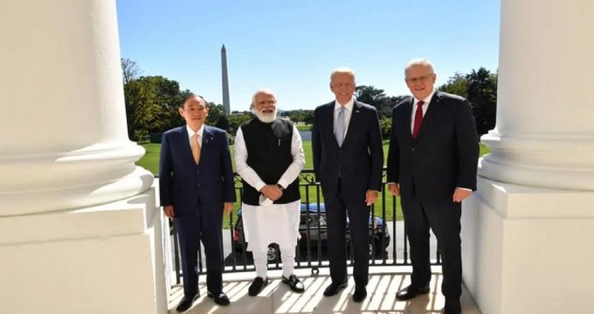 QUAD बैठक में PM मोदी ने उठाया चीनी App का मुद्दा, व्हाइट हाउस से चीन को मिला ये संदेश