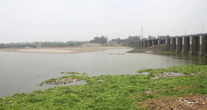 Delhi Water Crisis: साल 1965 के बाद पहली बार यमुना का जलस्तर 7.5 फीट कम