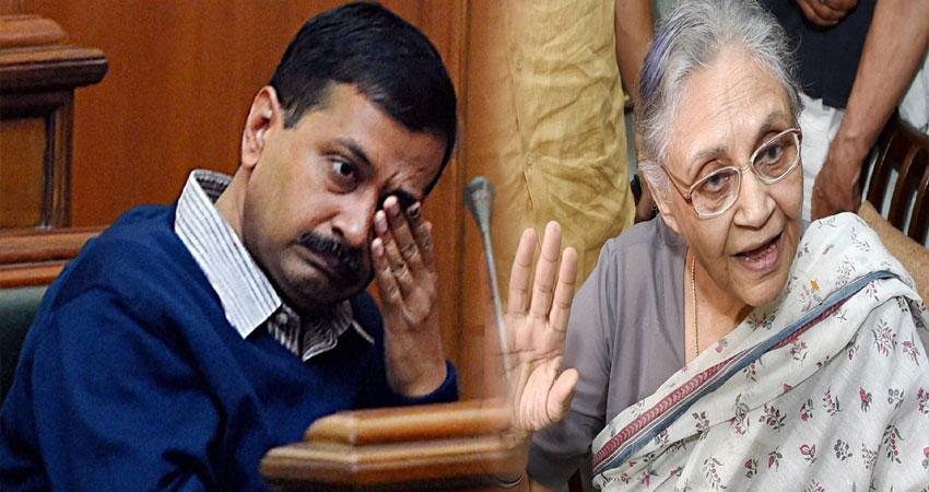 दिल्ली में नहीं होगा आप-कांग्रेस के बीच गठबंधन, इस तरह बाहर निकला केजरीवाल का दर्द
