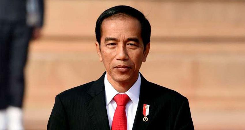 जोको विडोडो दूसरी बार बने इंडोनेशिया के राष्ट्रपति