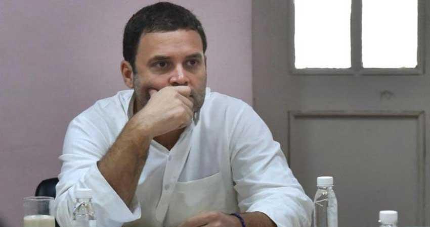वीडियो शेयर करने पर राहुल गांधी को मिला नोटिस, जानिए क्या है पूरा मामला