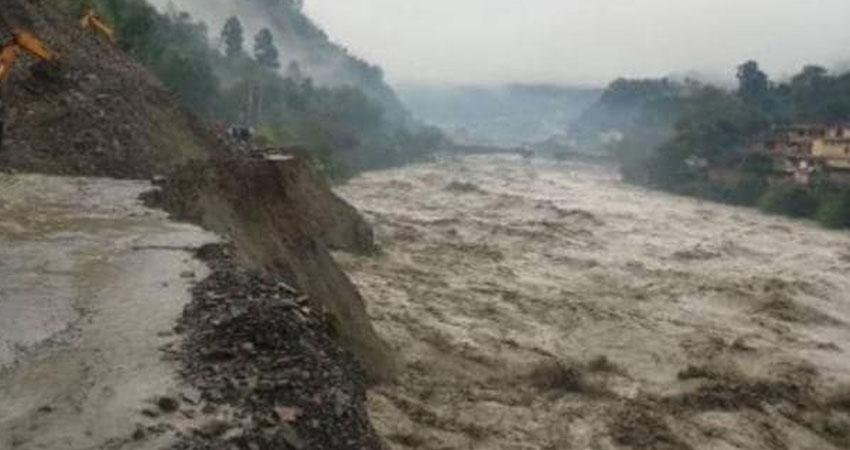 उत्तराखंड में बारिश का कहर जारी, बागेश्वर में आज रहेंगे सभी स्कूल बंद