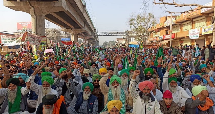 Farmers Protest: 6 मार्च को केएमपी एक्सप्रेस वे 5 घंटे के लिए बाधित करेंगे किसान