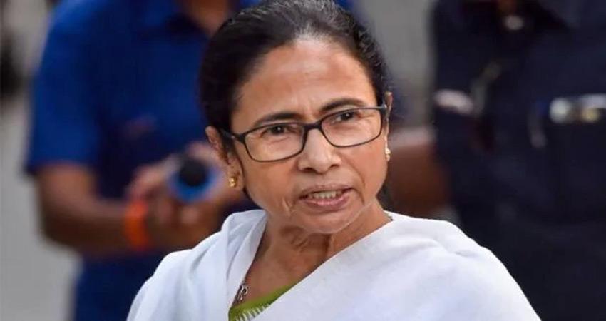 ममता बनर्जी बोलीं- पूरे देश में #BJP की राजनीतिक जुमलेबाजी है #NRC