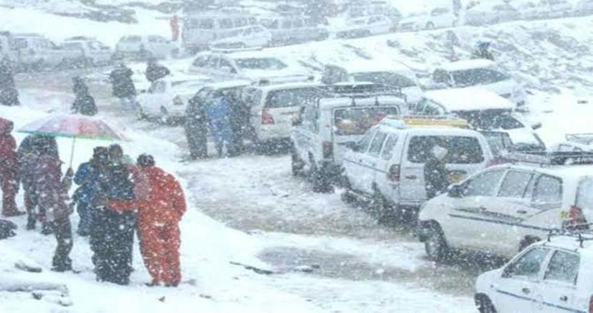 लद्दाख, जम्मू कश्मीर में रात का तापमान बढ़ने से मिली हल्की राहत