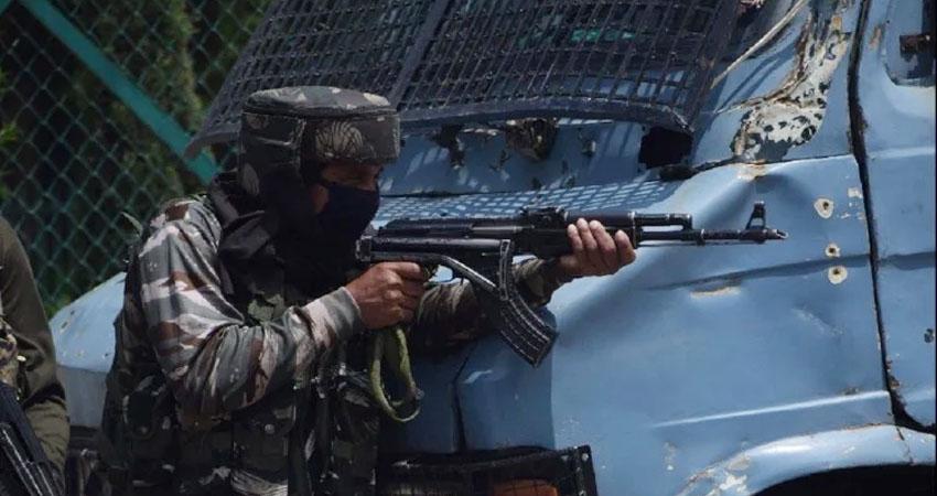 J-K: हंदवाड़ा में आतंकियों से मुठभेड, 2 विदेशी आतंकी ढेर, 2 अफसर समेत 5 जवान शहीद