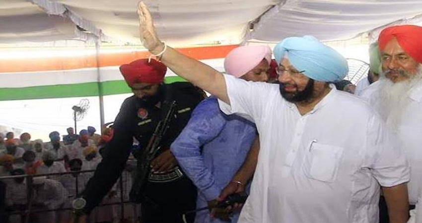 दिल्ली के चुनावी दंगल में अब कांग्रेस के दिग्गज भी आएंगे नजर, आज मैदान में कैप्टन अमरिंदर सिंह