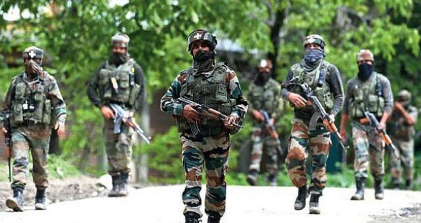 J-K: श्रीनगर में मालबाग इलाके के स्कूल में देर रात मुठभेड़, 1 आतंकी ढेर, 1 जवान शहीद