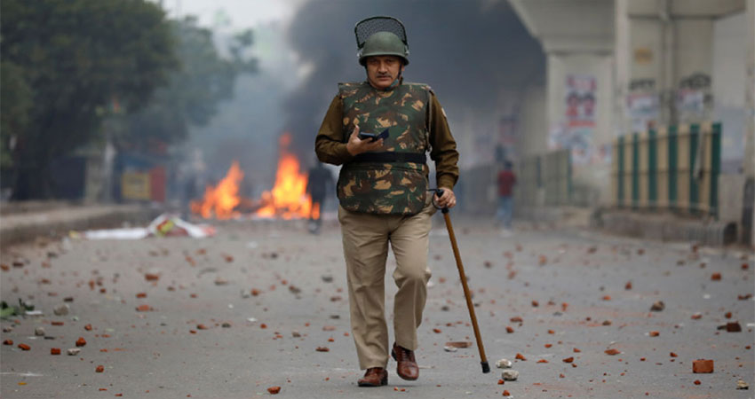 संवेदनशील इलाकों में बढ़ाई गई सुरक्षा, पुलिस आयुक्त ने की बैठक
