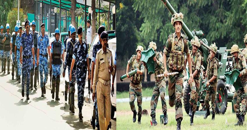 सरकार ने अर्धसैनिक बलों की रिटायरमेंट उम्र बढ़ाई, तत्काल प्रभाव से लागू होंगे नियम