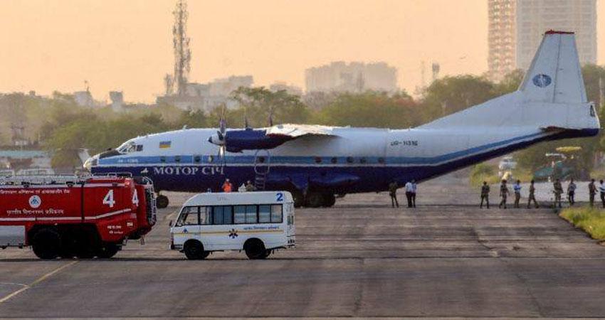 भारतीय सीमा में घुसा PAK विमान, वायुसेना की ललकार के बाद आया जमीन पर