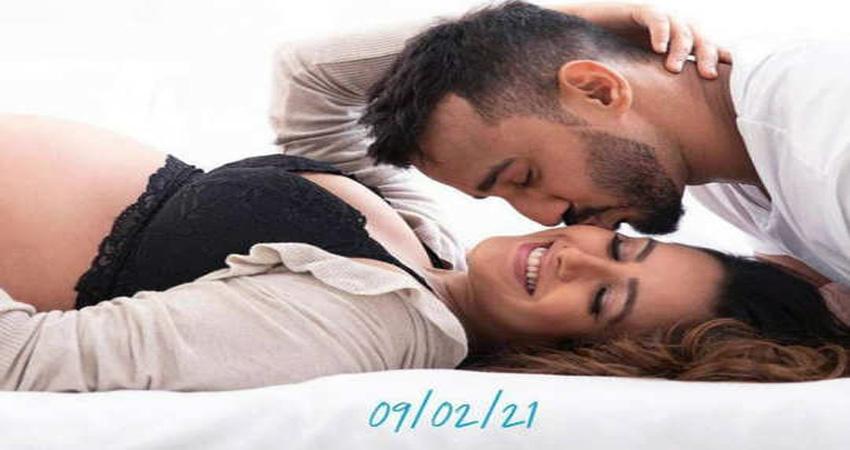 अनीता हसनंदानी ने बेटे को दिया जन्म, पति ने शेयर की यह खूबसूरत तस्वीर