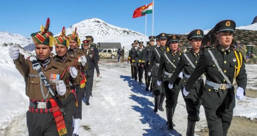 भारत-चीन की आज बेहद अहम सैन्य वार्ता, सेनाओं के वापसी पर होगा फैसला