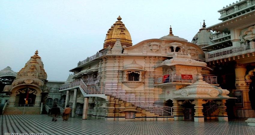 राम मंदिर भूमि पूजन के लिए दुल्हन की तरह सजाए गए दिल्ली के मंदिर, आज होंगे ये कार्यक्रम