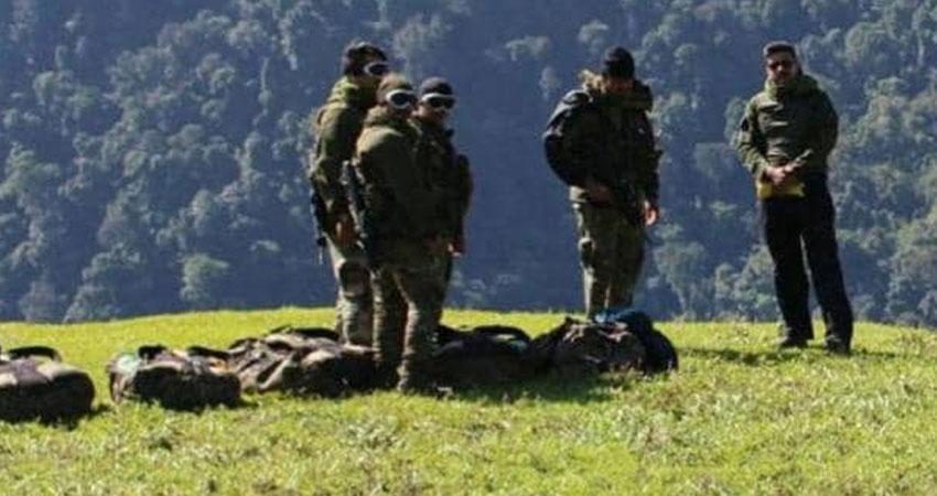 AN-32 हादसा: मौसम खराब होने से बचावकर्मी टीम से संपर्क टूटा, दुर्गम जंगलों में फंसे बचाव दल