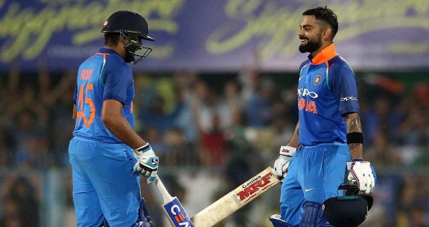 IND vs WI: एक दिन बाद ही टूटा रोहित का ये रिकॉर्ड, कोहली ने की बराबरी