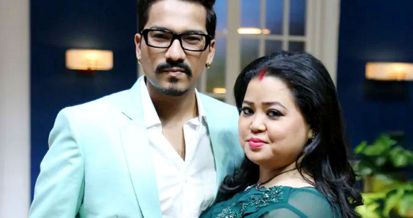 ड्रग्स केस: कॉमेडियन भारती- पति हर्ष को मिली जमानत, शनिवार को NCB ने किया था गिरफ्तार