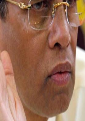 श्रीलंका में आतंकी हमले के बाद राष्ट्रपति...