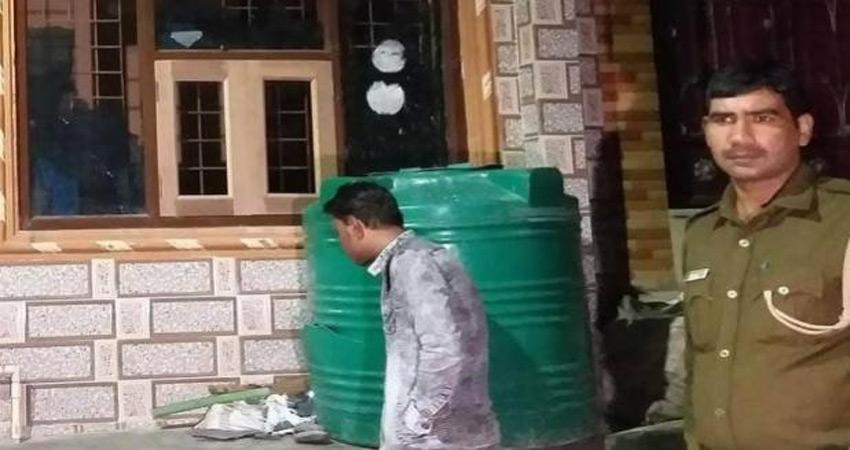 संगम विहार: AAP निगम पार्षद पर हमला, कई राउंड फायरिंग के साथ की तोड़फोड़