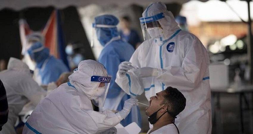 कोरोना वैक्सीन लगने के बाद सिक्योरिटी गार्ड की हालत गंभीर, AIIMS में भर्ती