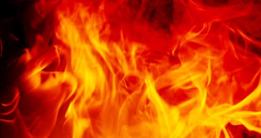 नालंदा की पटाखा फैक्ट्री में आग, 5 लोगों की मौत, 17 लोग घायल