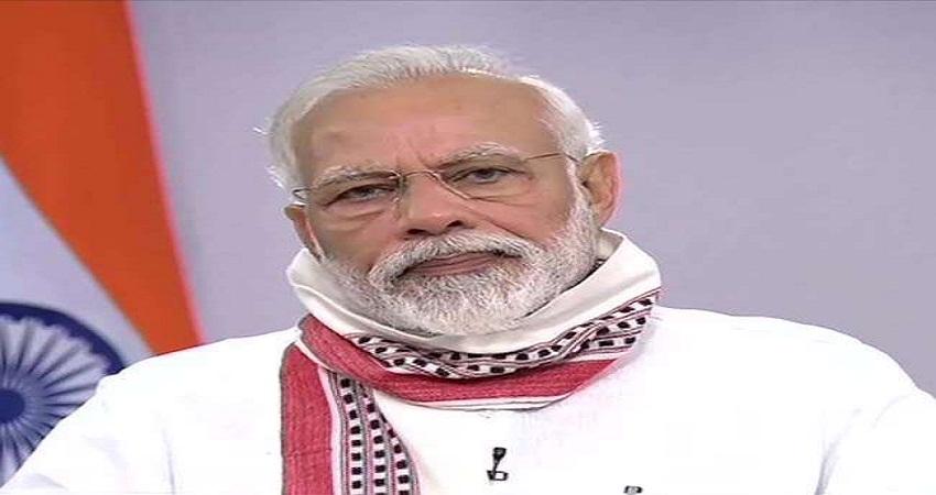 पीएम मोदी ने दी नवरात्रि की बधाई, बोले- मां जगदंबा सभी के जीवन में सुख-समृद्धि का संचार करें