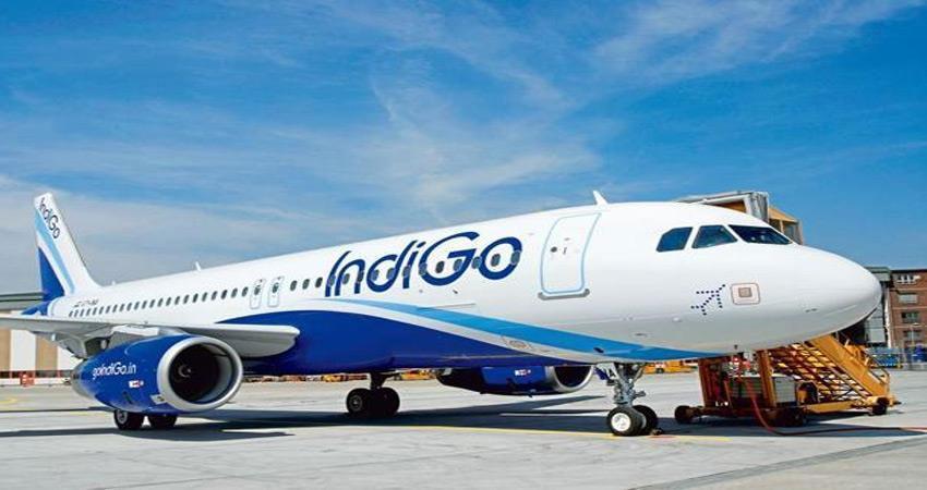 हवा में फेल हुआ IndiGo विमान का इंजन, करानी पड़ी आपातकालीन लैंडिग