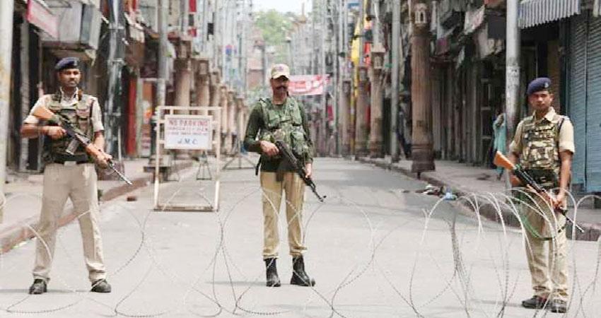 J&K: 5 अगस्त को आतंकियों और अलगाववादियों की हिंसा भड़काने की साजिश, श्रीनगर में लगा कर्फ्यू